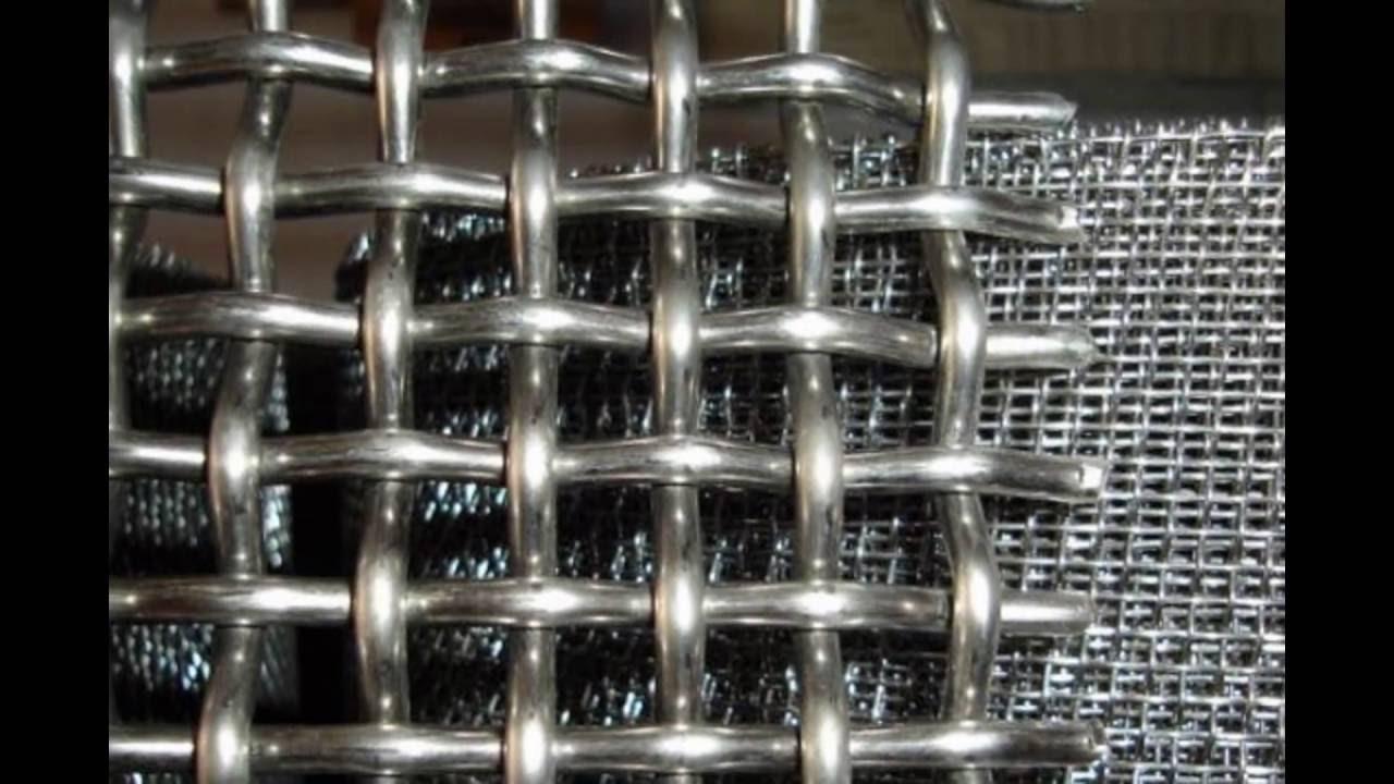 Mallas para zaranda tejida en alambre galvanizado - Malla alambre galvanizado ...
