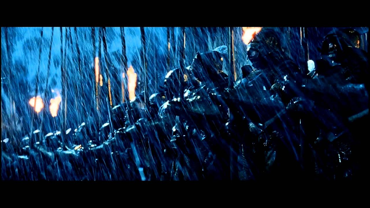 Download Lord of The Rings - Battle of Helms Deep Opening