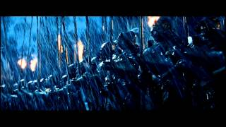 Lord of The Rings - Battle of Helms Deep Opening thumbnail