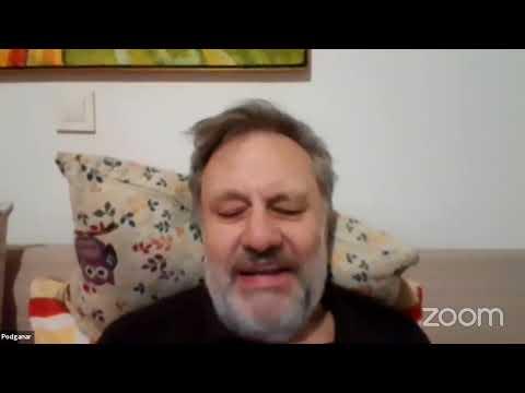 Slavoj Žižek In Conversation With Renata Ávila: Communism Or Barbarism, It's That Simple | DiEM25 TV