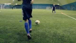 Академия футбола. Урок №4. Передачи