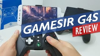 GameSir G4S Review & Unboxing (Gamepad for PC & Mobiles)