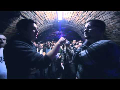 Rap Skillz - Rap Battle - Spit VS VeB