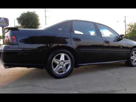 2004 chevrolet impala ss supercharged for sale in garland tx youtube. Black Bedroom Furniture Sets. Home Design Ideas