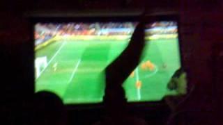 Gol España - Holanda vist desde el Tela(, 2010-07-12T18:12:42.000Z)