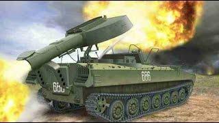 «Змей Горыныч» УР-77 Реактивная установка разминирования
