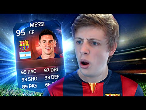 95 MESSI WAGER WTFFF