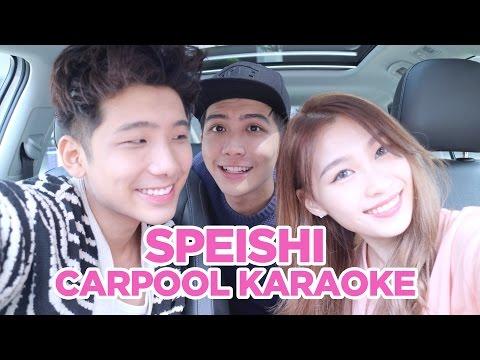 Speishi Carpool Karaoke