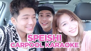 Gambar cover Speishi Carpool Karaoke
