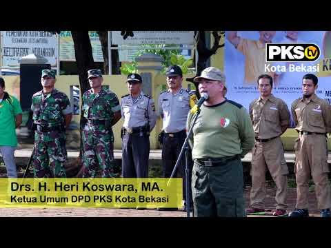 Kembara PKS Kota Bekasi 2017