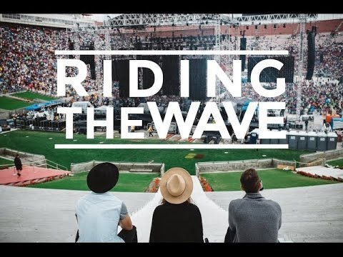RIDING THE WAVE  - FILM - Official Trailer ENG   HD