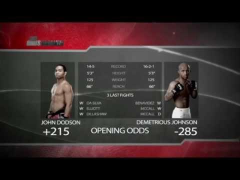 UFC Flyweight Title: Demetrious Johnson vs. John Dodson