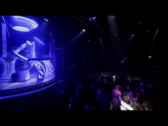 DJ robótico
