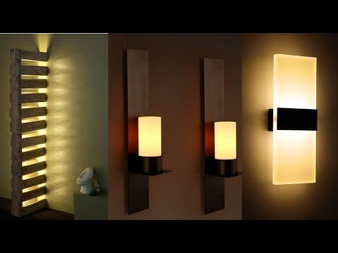 Modern Wall Lamps Ideas 2018