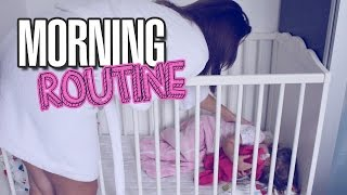 Realistische MORNING ROUTINE – 2 Schulkinder & 1 Baby | DIANA DIAMANTA