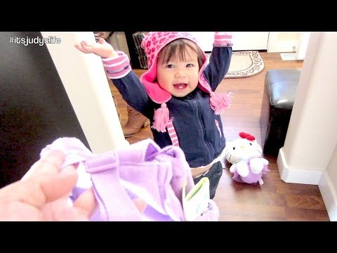 EXCITED ABOUT HER NEW... - February 13, 2014 - itsJudysLife Vlog