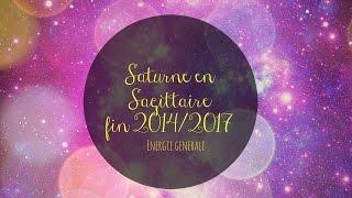 Astrologie - Saturne en Sagittaire 2014/2017 - Energie Générale