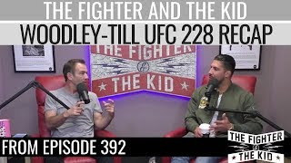 We Need To Stop Listening To Dana White About Tyron Woodley