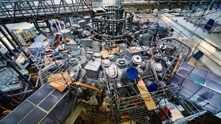 Tomorrow Daily - This huge new fusion reactor took 19 years to build, Ep. 272