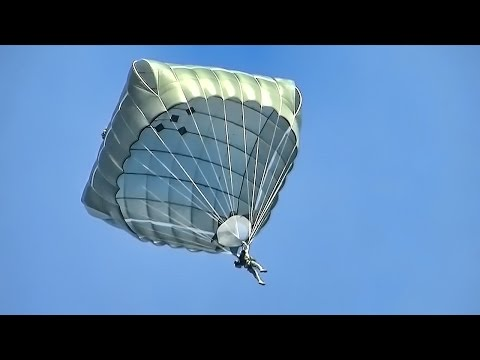 173rd Airborne Brigade Jumps Over Italy