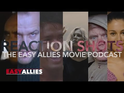 MAGICAL REALISM - REACTION SHOTS: THE EASY ALLIES MOVIE PODCAST