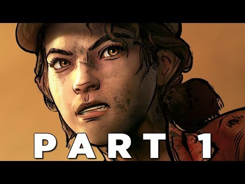 THE WALKING DEAD THE FINAL SEASON Episode 1 Walkthrough Gameplay Part 1 - INTRO (Season 4)