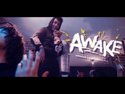 Merghani - AWAKE (prod. Pharaoh Vice)