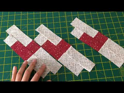 TUTORIAL PATCHWORK SEMINOLE CORAZON