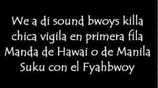 vuclip Letra Luv Dem Ting - Swan Fyahbwoy ft. Suku (ward 21)