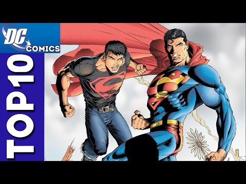 Top 10 Superman and Superboy Moments From Young Justice