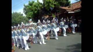 Marching band TNI AL HUT Kab. Batang 2012.mp4