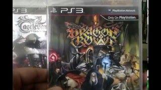 Colección Juegos PS3 - PARTE 14, con comentarios y consejos!!