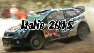 Vid�o Rallye WRC Italie - Sardaigne 2015