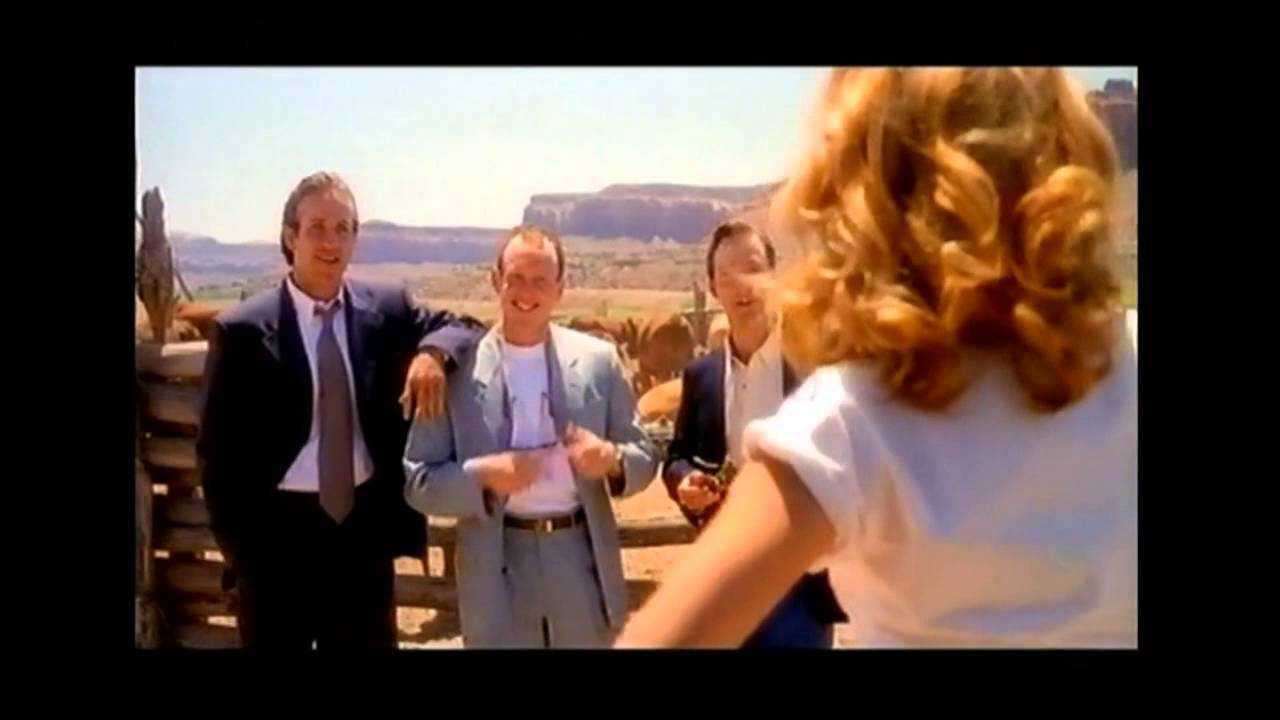 2cbb17d0 Wrangler Jeans Werbung Cowboys 1993 - YouTube