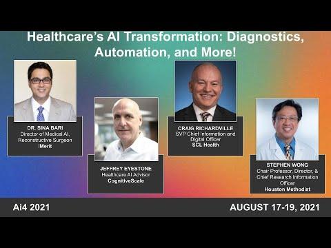 Panel: Healthcare's AI Transformation: Diagnostics, Automation, and More!