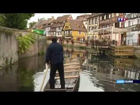 Colmar - Une superbe ville au coeur de l'Alsace