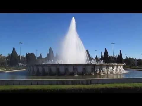 Chafariz: Praça do Império - Lisboa, Portugal / Empire Square, Lisbon