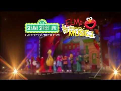 "Official Sesame Street Live ""Elmo Makes Music"""