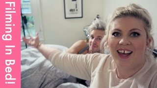 Filming In Bed!   The Weekly #2