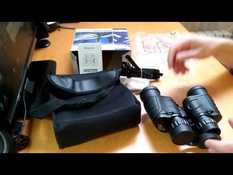 Binoculares Profesionales, 8x35mm y prisma BAK 4 11