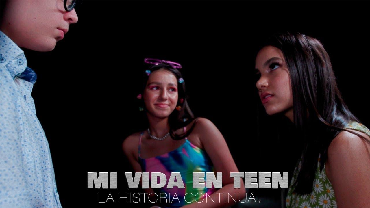 T2 (TEASER) MI VIDA EN TEEN 2 - LA HISTORIA CONTINÚA...