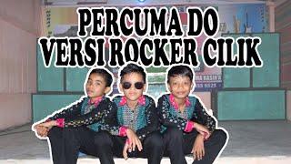 PERCUMA DO (DE'FAMA TRIO) COVERED BY MARANCAR KIDS