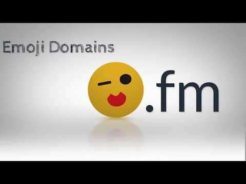 dotFM to Launch Emoji Domain Names