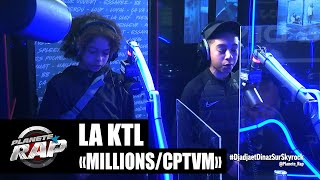 [Exclu] La KTL Millions/CPTVM #FreestyleDuConfinement