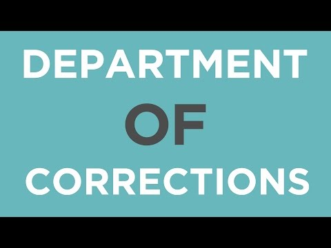DEPARTMENT OF CORRECTIONS: Moore