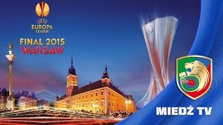 Miedź TV   Dzieci z ośrodka Kibice Razem jadą na finał Ligi Europy!