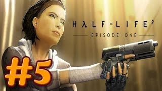 """Half-Life 2: Episode 1"" Walkthrough (Hard), Final Chapter 5 - Exit 17"