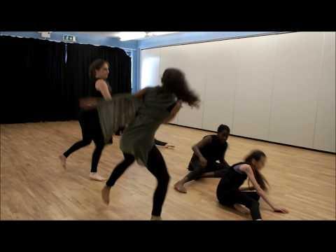 Hallsville School of Ballet Contemporary L2&3 - 2017