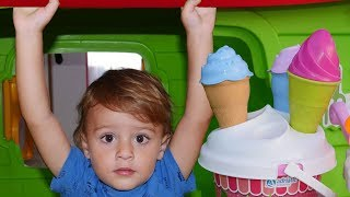 Ice Cream Song | +More Nursery Rhymes & Kids Songs - LETSGOMARTIN