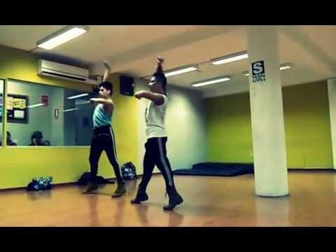 Nicki Minaj Whip It Choreography